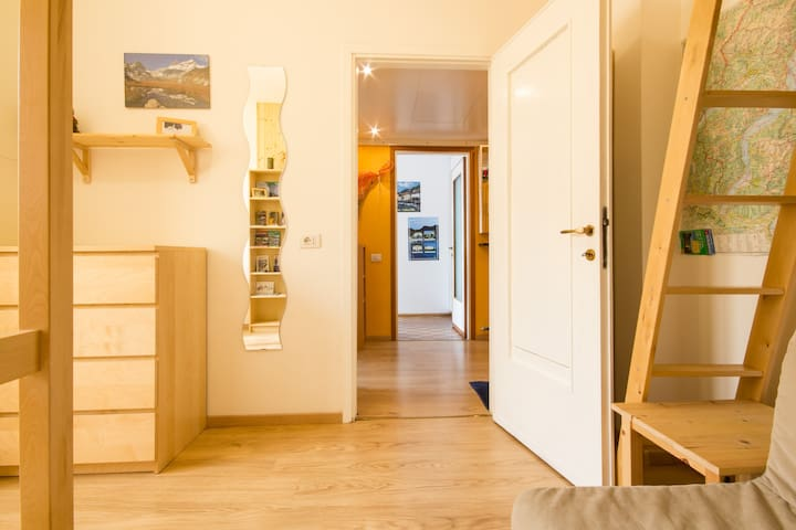 Your break in Como: apt + balcony! - Como - Appartement
