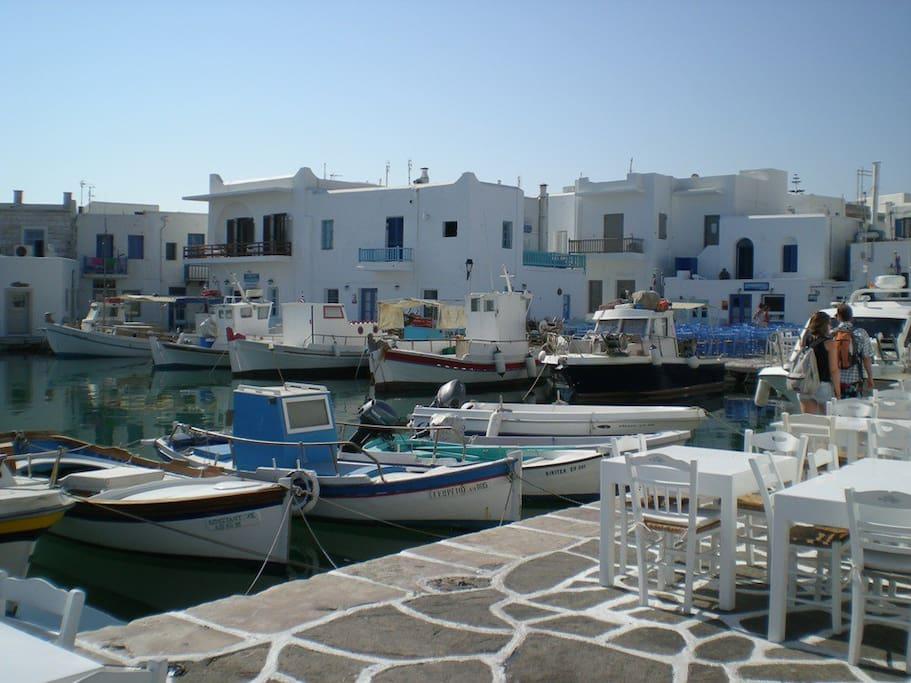 Naousa Port