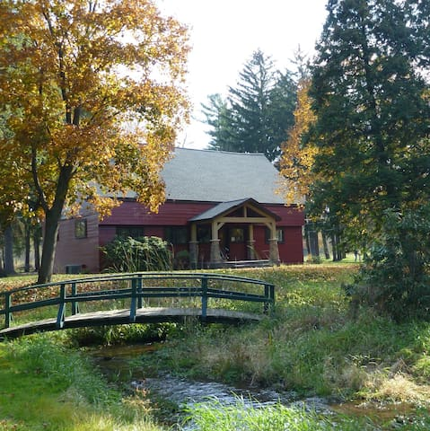 House on the Creek