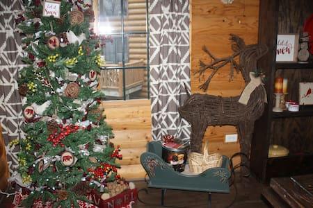 Davis Lakeside Cabin