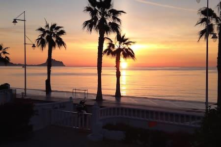 Studio en la playa, perfecto para tus vacaciones!