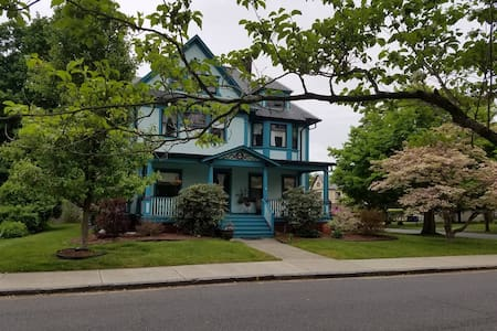 3rd Floor of quiet Victorian (3 br, lounge + bath) - Springfield