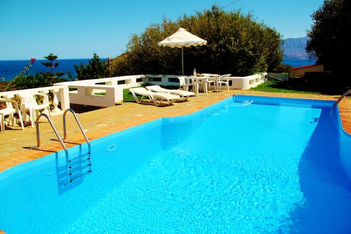 Charming Villa in Agios Nikolaos - Ammoudara - 別荘