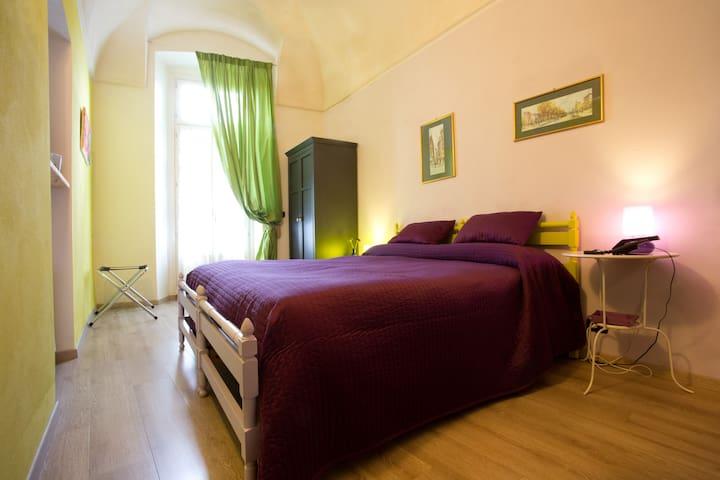 Very quiet bed&breakfast allcomfort - Saluzzo - Apartamento