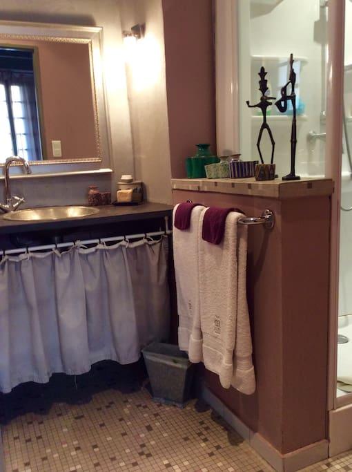 nid d 39 artiste maisons de ville louer saint quentin la poterie occitanie france. Black Bedroom Furniture Sets. Home Design Ideas
