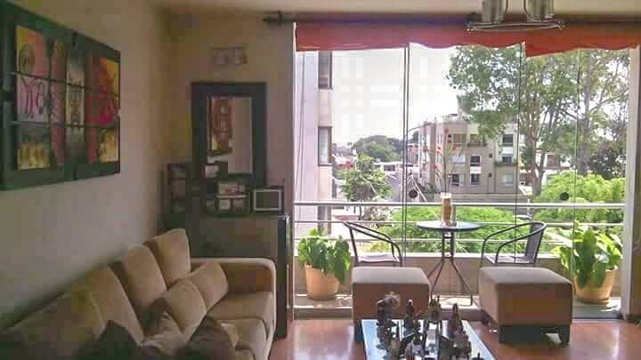 Habitación Individual. Surco, cerca de Miraflores