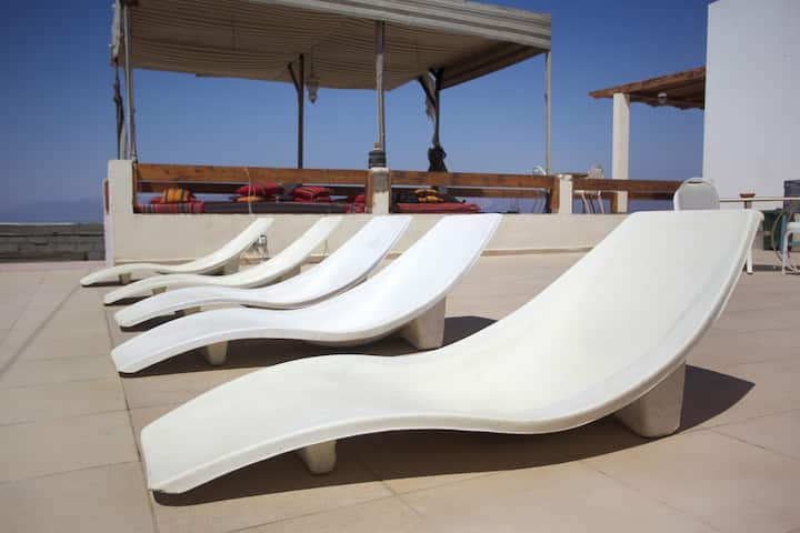 Aqaba 2 single beds