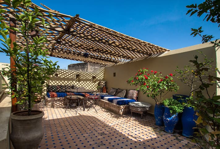 Stunning Private Dar in Fez Medina - Fés Medina - House