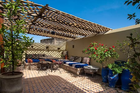 Stunning Private Dar in Fez Medina