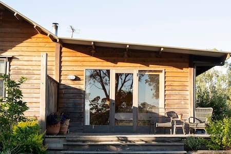 Lovingly restored Yarra Valley Settler's Cottage