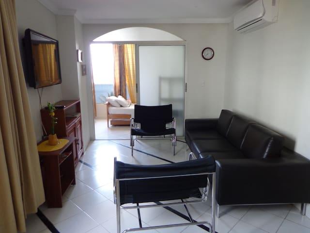 Playa, brisa y mar 403 P M - Cartagena De Indias (Distrito Turístico Y Cultural) - Apartment