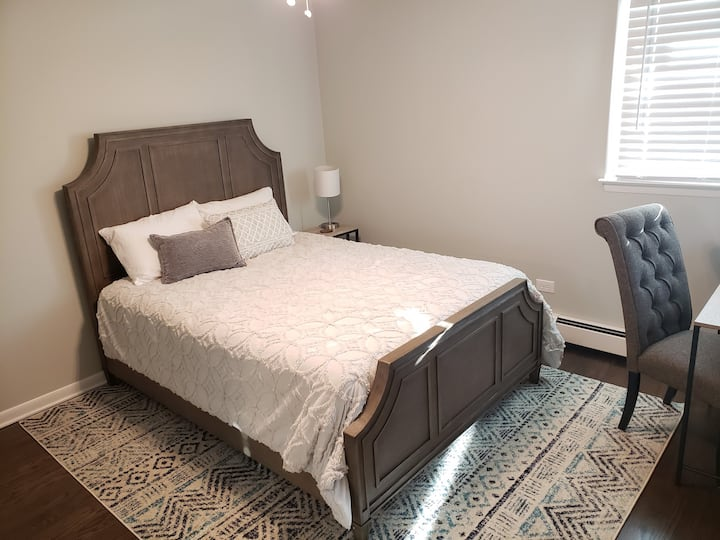 Clean & Comfy Home for Extended Stays!