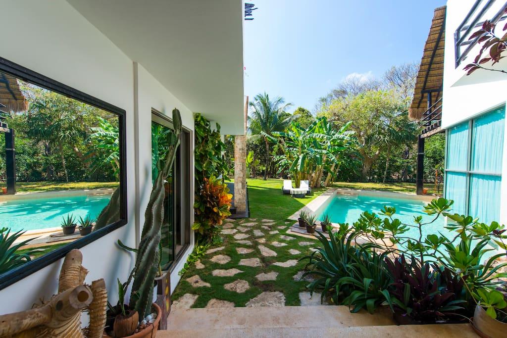 Amazing suite indipendent vip villa apartments for rent for Casa di piantagioni del sud