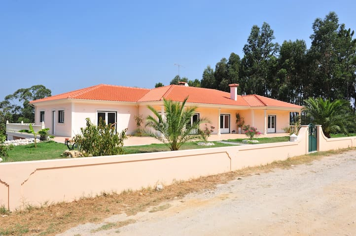Villa  Cha Da Laranjeira
