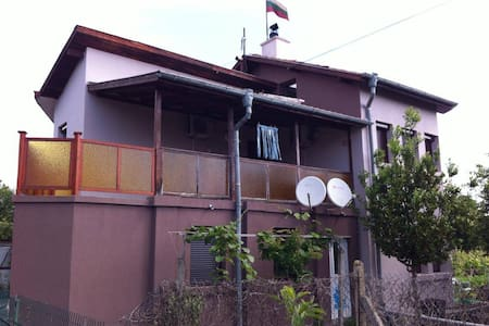 Дом под аренду в солнечную Болгарию - บูร์กาส - วิลล่า