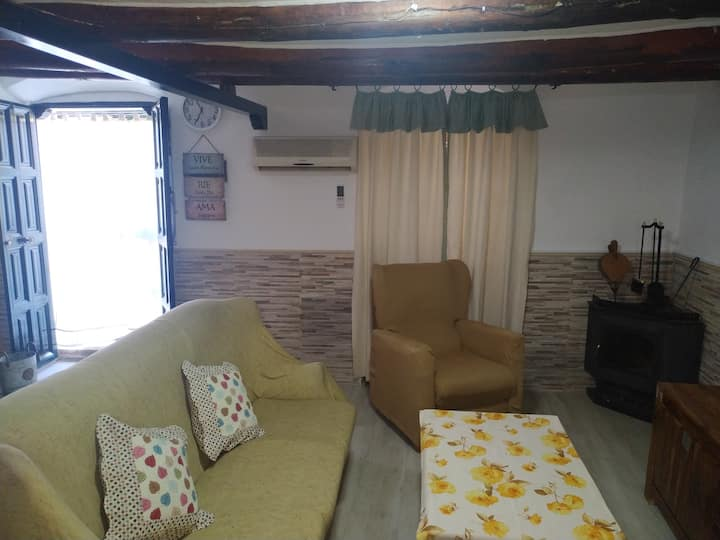 Casa Rústica en El Ronquillo
