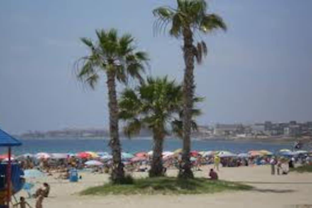 Playa Los Náufragos