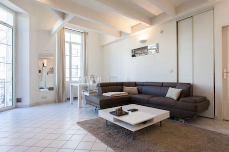 Logement de 60m2 en plein centre ville - Cannes - Apartment