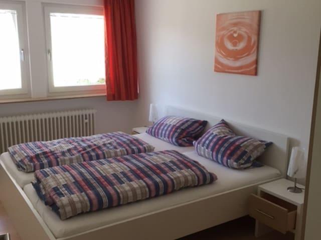 Ferienhof Rohrbachhof, (Schiltach), Ferienwohnung Mühlstein, 65qm, 2 Schlafzimmer, max. 4 Personen
