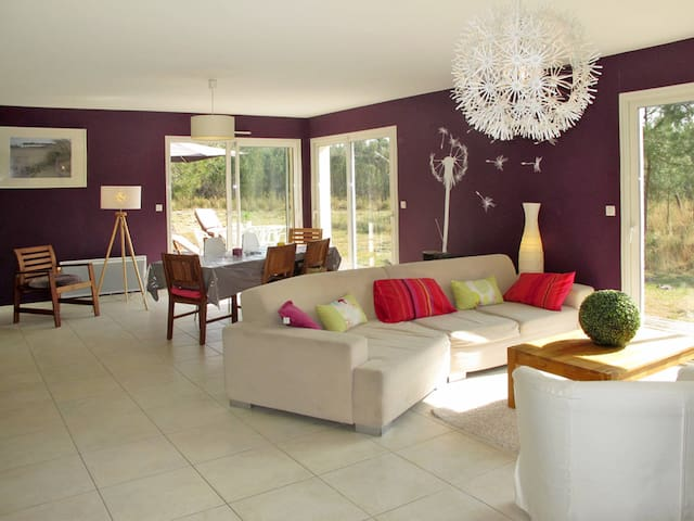 115 m² holiday house in Hourtin - Hourtin