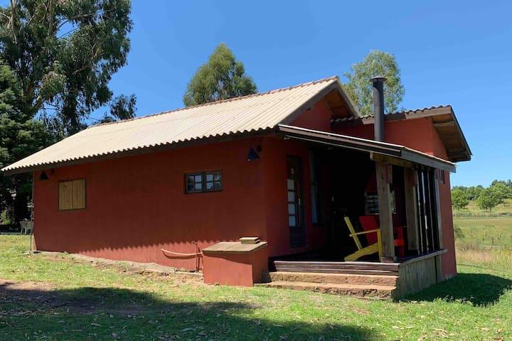 Cabana em meio a natureza em Canela - RS