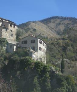 Maison de charme à Lucéram  - Hus