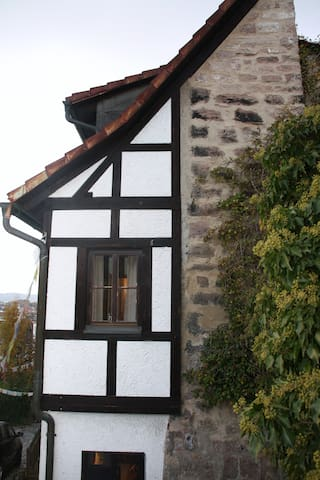 In the middle of the ancient center - Kulmbach - Apartamento