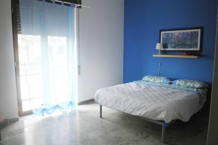 bedroom in south italy ionian sea - Trebisacce - Apartmen