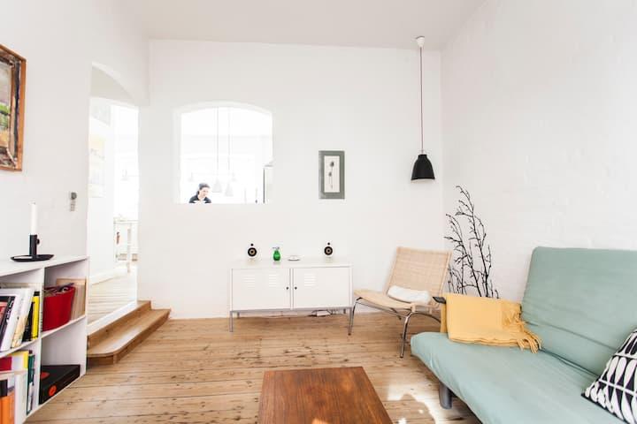 Unique apartment in Aarhus C