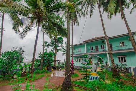 OYO-Nature view 1BHK Home, Near Calangute Beach, Goa