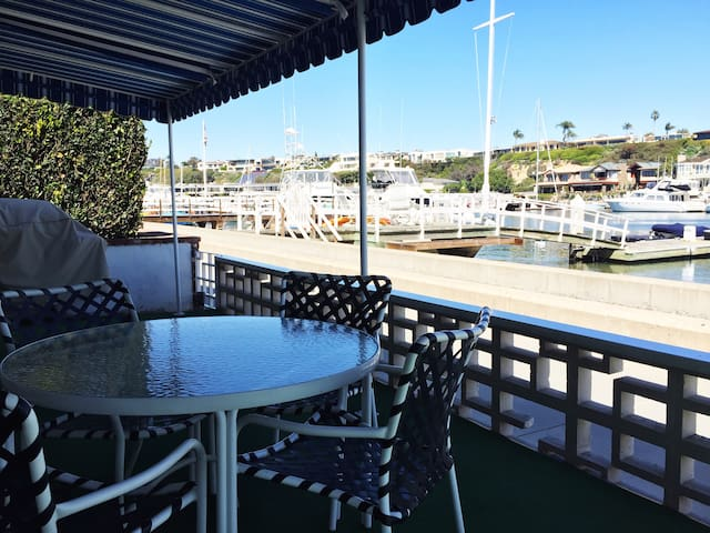 Little Balboa Bayfront Bungalow - Newport Beach - Huis