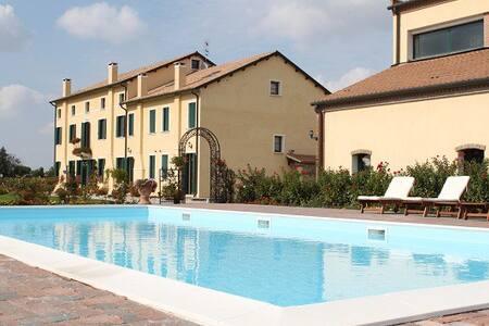 Charming Villa in Rovigo in Veneto - Rovigo - Wohnung