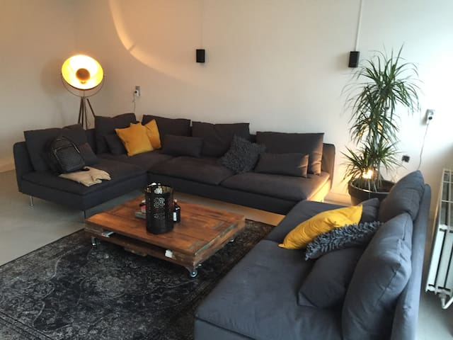 Appartment 15 min from Amsterdam Central - Zaandam - Lejlighed