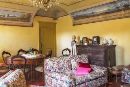 Country house con grande giardino - Felizzano