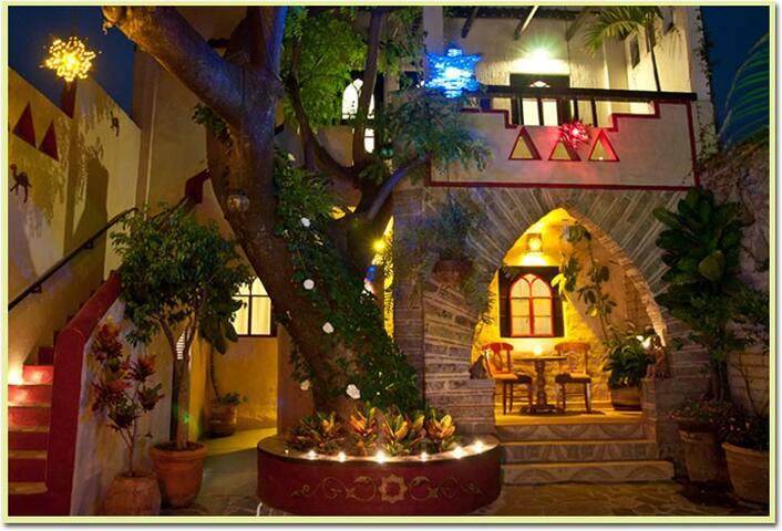 Hotel Casa Blanca - 8 habitaciones - Ajijic - Bed & Breakfast