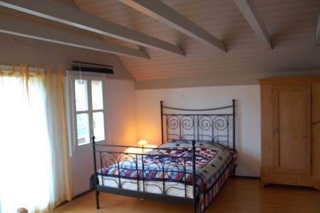 Cozy 1-2-Room Appartm. in old City  - Bremgarten