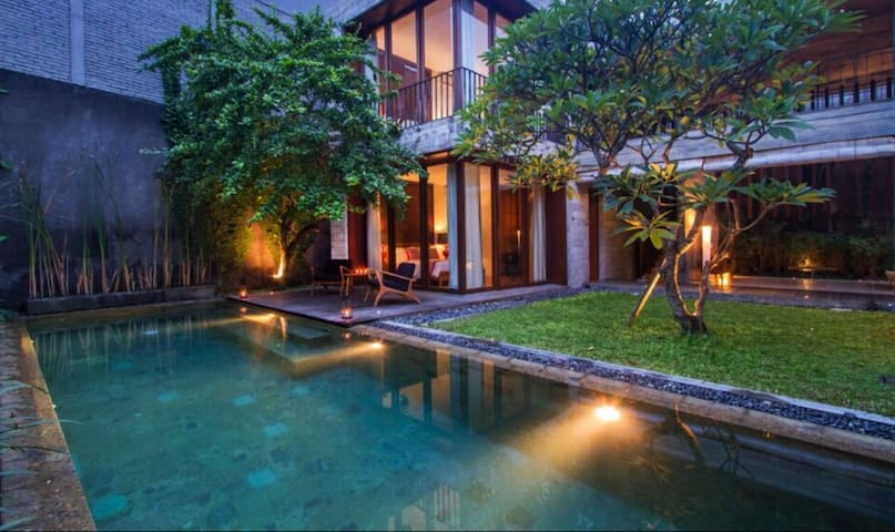 Villa Kotak Kotak - near W Hotel Bali Seminyak