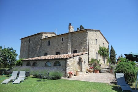 Torre di Ponzano B&B self catering - Ponzano
