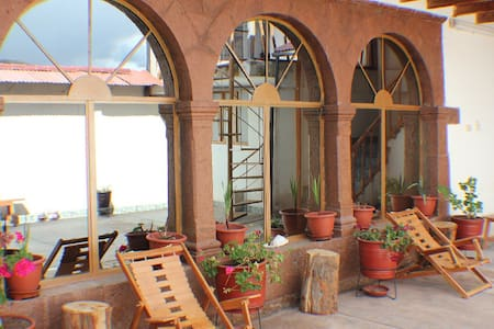 GringoWasi, Private Standard Room 1 - Cusco - Bed & Breakfast - 2