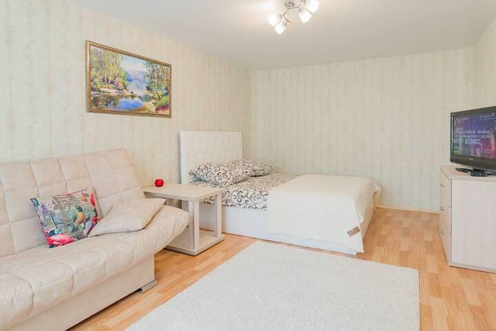Уютная квартира на Колесникова 6