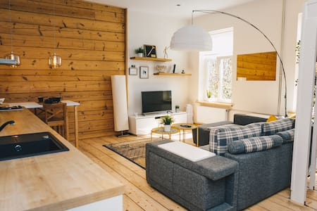Self-checkin Woody Hipsterville Residence ★★★★★