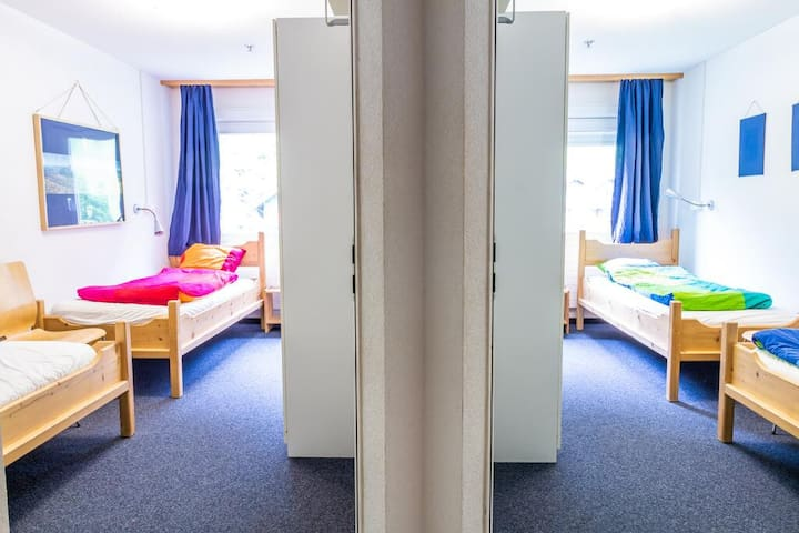 Kanderlodge Twin Room