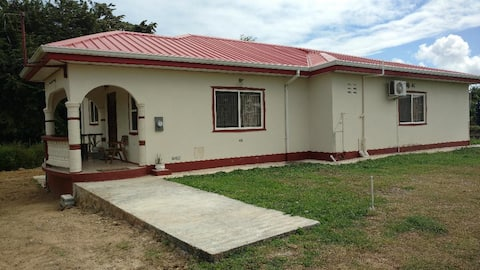 A Taste of Tobago - New house