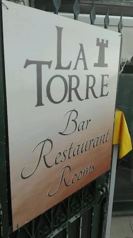 we own a restaurant is called La Torre on the begin of the footpath from Vernazza to Corniglia. Feel free to try our tipycal kitchen :)