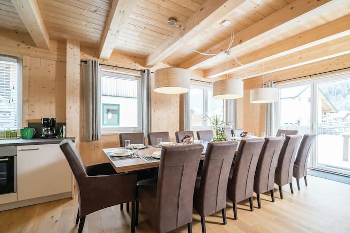 Casa independiente con bonita ubicación en el preciosa Lungau