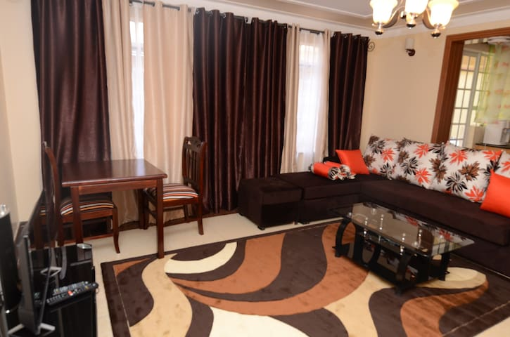 Elegant 1br Furnished Westlands  Nairobi, Kenya k2