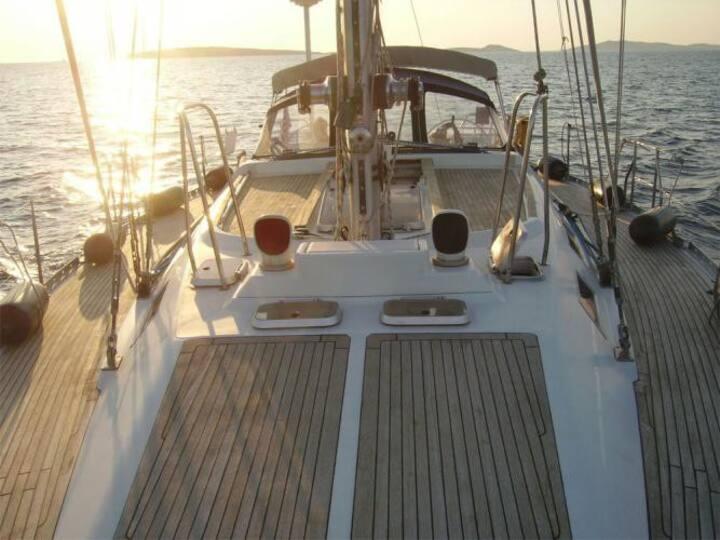 Corfou et les Iles Ioniennes a la voile