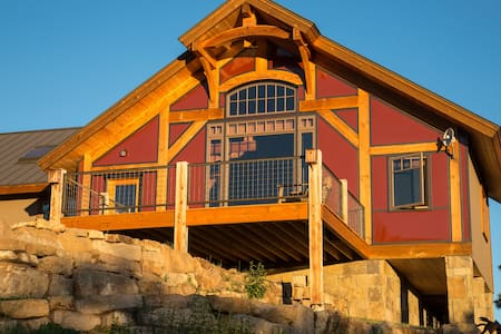 Telluride Region Timberframe - Placerville