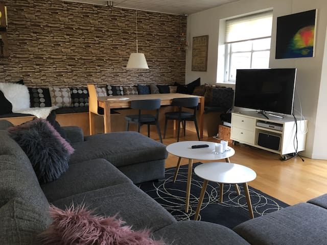 Charming townhouse 50 min from Cph - Karise - Casa