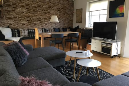 Charming townhouse 50 min from Cph - Karise - 独立屋